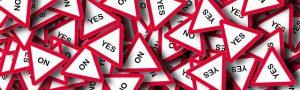 Risikoumkehr: Weder der Kunde noch Sie wollen das Risiko