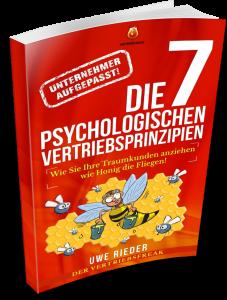 Die 7 psychologischen Verkaufstipps