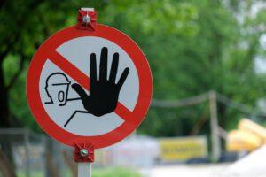 Kaltakquise STOP!