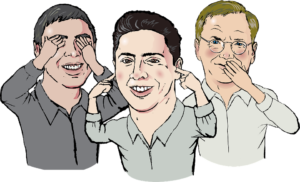 Nutzen Kommunikationsmodelle betriebsblind