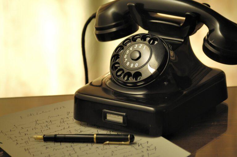 Telefonakquise: Das gute alte Telefon!