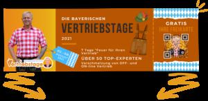 Die bayerischen Vertriebstage Tickets