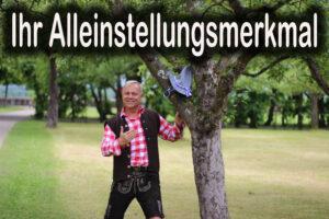 Alleinstellungsmerkmal Uwe Rieder
