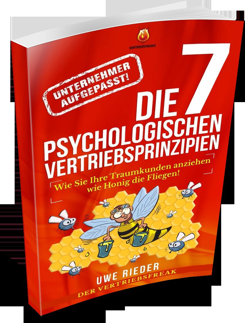 7 psychologische Verkaufstipps: Wie Sie Ihre Traumkunden anziehen wie Honig die Fliegen!